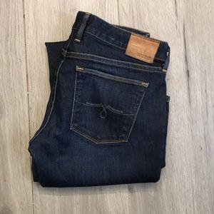 """Lucky brand Lolita boot 2/26 LONG 33.5"""" inseam"""